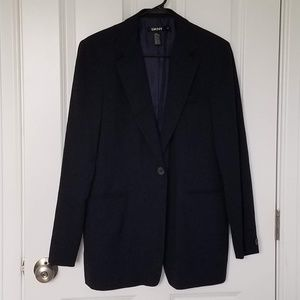 Like new DKNY Blazer set